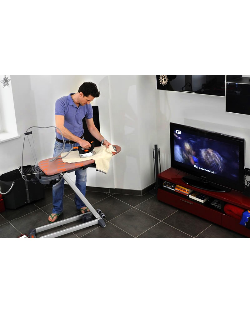 Krausen Zip Luxe - моющий пылесос с аквафильтром и сепаратором